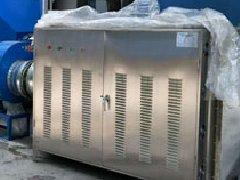 光解氧化除臭设备